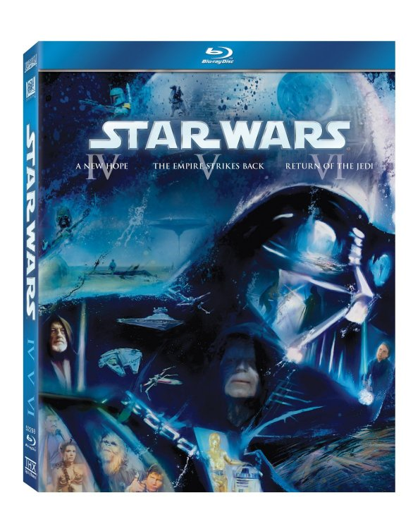Original Star Wars Trilogy On Blu Ray Science Fiction Fantasy Forums